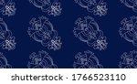 vector elegan tile ornate... | Shutterstock .eps vector #1766523110