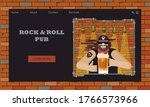 website template for pub  bar...