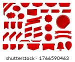 sale stickers and new arrival...   Shutterstock .eps vector #1766590463