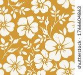 Seamless Floral Pattern ....