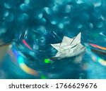 Paper Boat Made From...