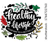 Healthy Lifestyle  Your Way To...