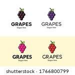 nature  grape seed  grape vine  ... | Shutterstock .eps vector #1766800799