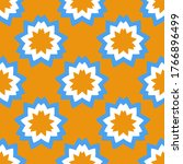 seamless pattern with a... | Shutterstock .eps vector #1766896499