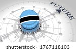 business concept. abstract... | Shutterstock . vector #1767118103