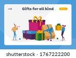 holidays or birthday...   Shutterstock .eps vector #1767222200