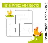 activity for preschool years... | Shutterstock .eps vector #1767272150
