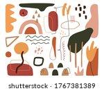 contemporary art design... | Shutterstock .eps vector #1767381389