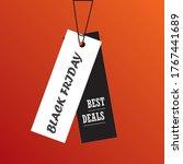 banner design for black friday.