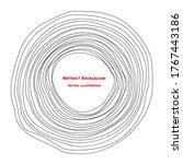 minimalistic design background... | Shutterstock .eps vector #1767443186