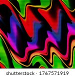 Abstract Psychedelic...