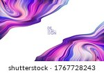 vector illustration  abstract... | Shutterstock .eps vector #1767728243