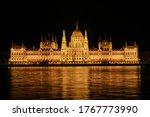 Hungarian Parliament Building...