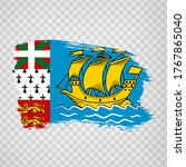 flag of saint pierre and...