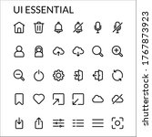 simple ui essential icons vol.2 ...