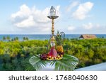 Tropical Flavored Hookah With...