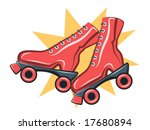 vector illustration of retro... | Shutterstock .eps vector #17680894