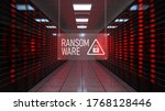 Ransomware Alert In The Data...