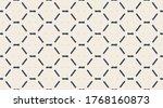 vintage vector pattern. ... | Shutterstock .eps vector #1768160873