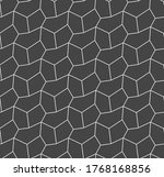 continuous minimal vector... | Shutterstock .eps vector #1768168856