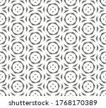 seamless ramadan graphic... | Shutterstock .eps vector #1768170389