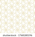 repeat ornament graphic... | Shutterstock .eps vector #1768180196