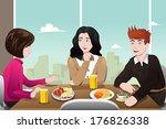 a vector illustration of... | Shutterstock .eps vector #176826338