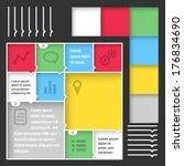 flat web mobile interface kit....