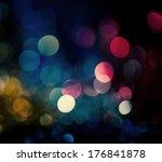 Defocused Bokeh Lights - Fine Art prints