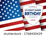 united states coast guard day...   Shutterstock .eps vector #1768430429