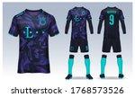 t shirt sport design template ... | Shutterstock .eps vector #1768573526