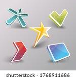 web icons set  internet symbols ...
