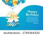 celebrating 38 th years... | Shutterstock .eps vector #1769364320