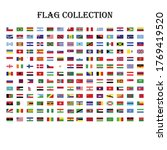 world flag collection more than ... | Shutterstock .eps vector #1769419520