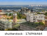 ������, ������: Kiev panorama from Bell
