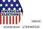 presidential election banner... | Shutterstock .eps vector #1769485220