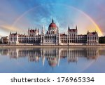 Budapest   Parliament.with...