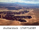 """""""Island of the sky"""" of the Canyonlands Narional Park in Utah, USA"""