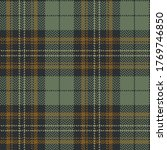 Tartan Scotland Pattern Vector...