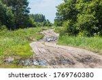 A Winding Dirt Narrow Road...