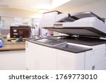 The Photocopier Or Printer Is...