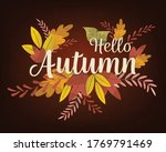 vector set of greeting cards...   Shutterstock .eps vector #1769791469