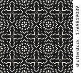 vector geometric seamless... | Shutterstock .eps vector #1769819039