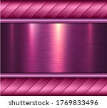 abstract  background purple  3d ...   Shutterstock .eps vector #1769833496