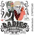 t shirt design  vector graphics | Shutterstock .eps vector #176992160