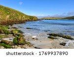 Idllyic Scottish Beach In A...