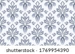 damask seamless pattern element.... | Shutterstock .eps vector #1769954390