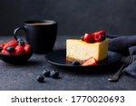 Cheesecake Dessert With Fresh...
