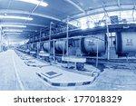 luannan county   january 5 ... | Shutterstock . vector #177018329