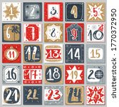December Advent Calendar....